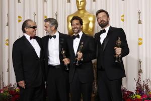 Argo takes Academy Awards by storm