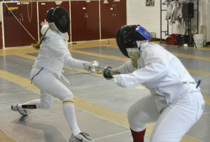 Spartan Fencers dominate competition