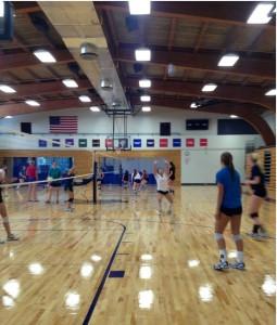 Historic Briggs Gymnasium undergoes renovation