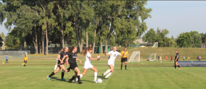 Young Girls Varsity Soccer team excited about huge potential