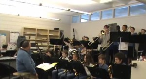 "Pops Concert Preview: Blue Jazz Ensemble plays ""Get Back"" by The Beatles"