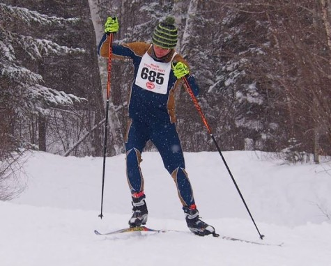 Nordic skiers finish well at state