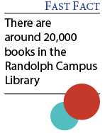 Fiction titles top the lists of students, faculty