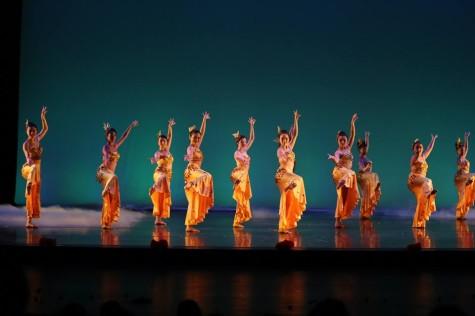 Senior Cynthia Zheng's dedication to dancing remains strong