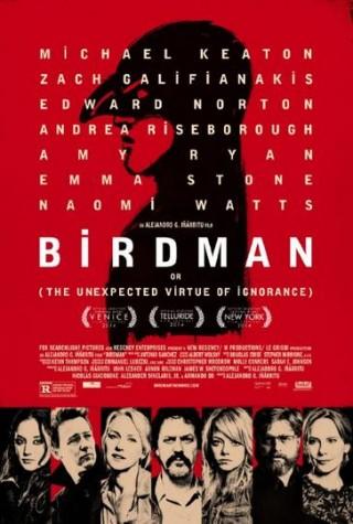 Michael Keaton dazzles in Birdman
