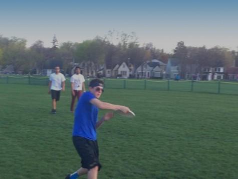 Ultimate Frisbee met with huge interest