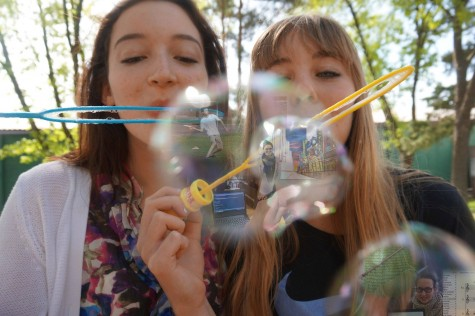 Summer break provides time to explore new, personal creativity