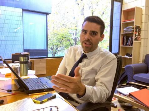 Humans of SPA: Max Delgado