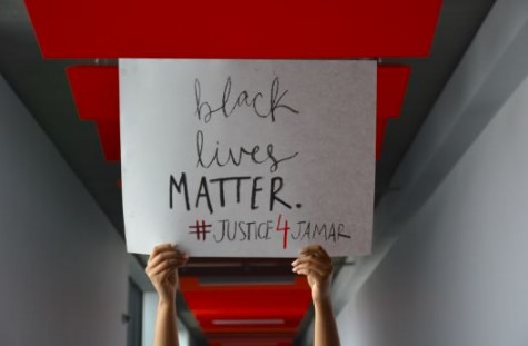 Black Lives Matter protests mark end of 2015