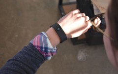 FitBits track steps and more