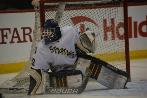 Story: Boys hockey skates past St. Cloud Cathedral and into state semifinal against Hermantown