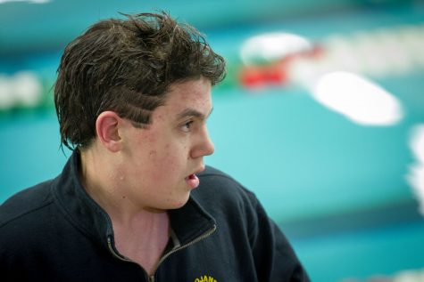 Gibbons represents thousands on MN Swimming Executive Board