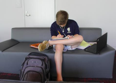 Freshmen enjoy freedom with new free periods