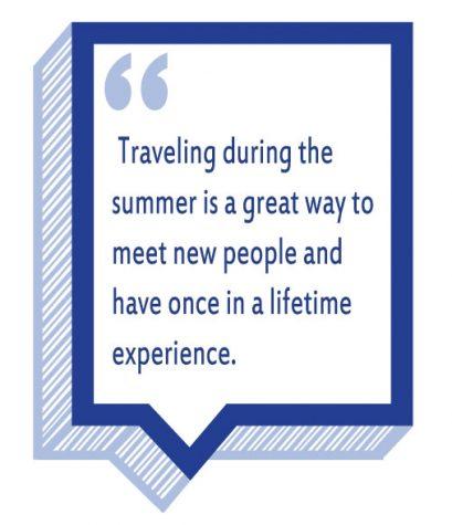 Summer travel programs facilitate new, valuable experiences