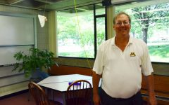 Jim Tisel will miss the enthusiasm of students