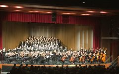 Huss Center hosts its first Spring Concert
