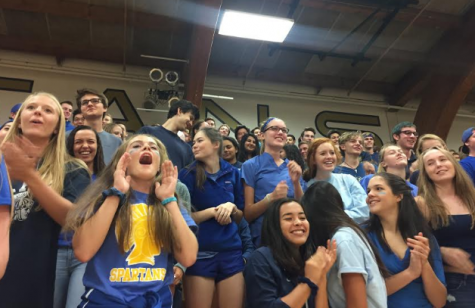Assembly, class colors open Homecoming 2016