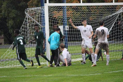 Homecoming soccer team looks to dominate sections