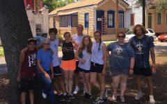 Community Service Spotlight: Osteraas rebuilds disaster-stricken homes