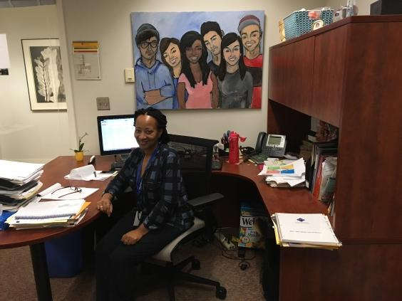 """Diversity Dean Karen Dye works to promote the celebration of cultures. """"I think diversity, inclusion, and equity is beneficial for everybody in the world we live in,"""
