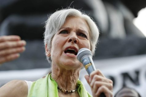 Jill Stein forfeits recount bids for 2016 presidential election