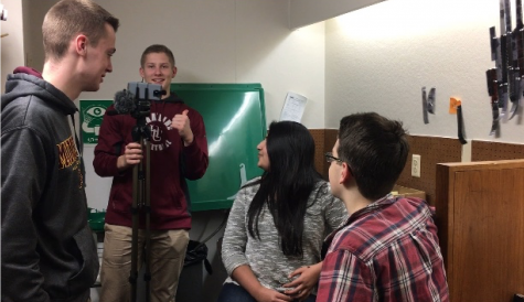 Studying for finals? For some, that means video editing