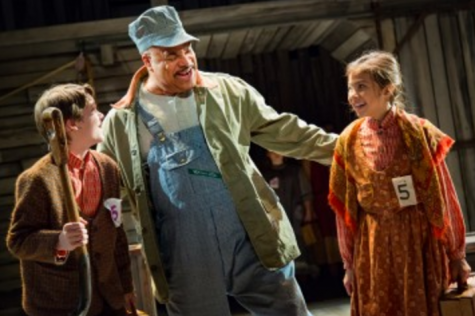 REVIEW: Orphan Train takes viewers on a search for family