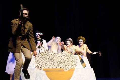 PHOTO GALLERY: Student-directed Winter One Acts express visual creativity