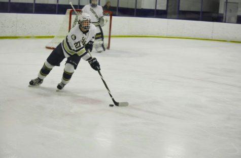 PHOTO GALLERY: Spartan hockey falls 3-1 to IMAC rival Breck