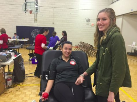 Annual Blood Drive ends in success, 29 units donated