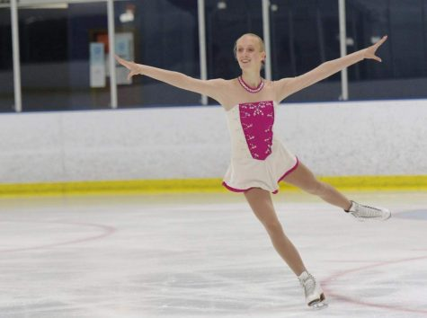 10 questions for figure skater, junior Emma Hills