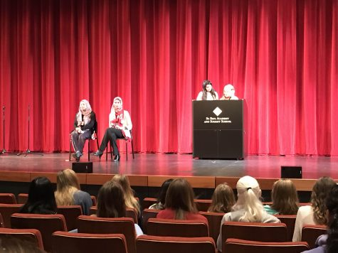 MSA brings women to talk about meaning of hijab