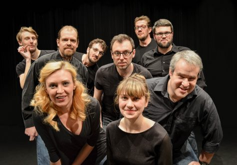Classical Actors Ensemble will inhabit Huss Center stage to perform As You Like It