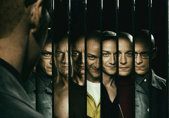 Split was scary, but more like a true crime story than a traditional horror movie.
