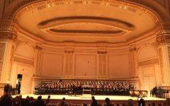 SPA Choir brings crowd to feet at Carnegie Hall
