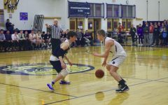 PHOTO GALLERY: Boys basketball falls to St. Croix Prep in section quarterfinals