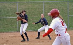 JV and Varsity Softball join forces