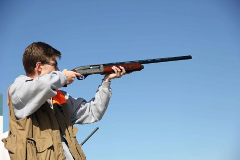 Trap Shooting team starts competition season