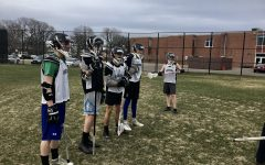 Boys Lacrosse kicks off the season with team spirit