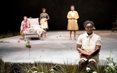 'The Bluest Eye' uses a fabulous sense of space to tell the story of 1940's racism