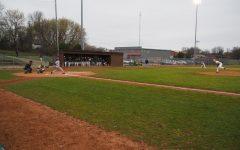 Weather dampens baseball season
