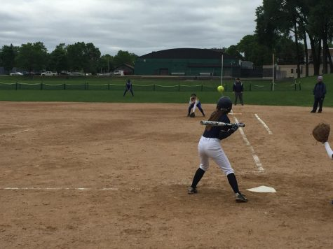 Softball cruises past Edison in first section game