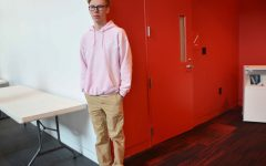 Street Style: Monochromatic clothing prevails throughout school