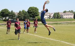Ultimate Frisbee team ends season on top
