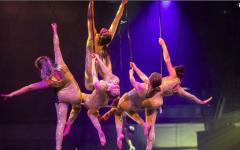 Naya Tadavarthy continues lifelong commitment to circus
