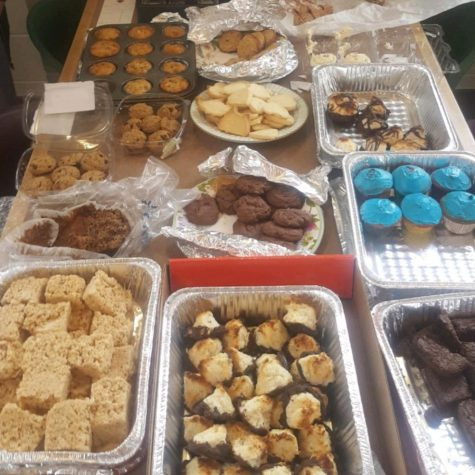 MSA raises support and awareness through bake sale