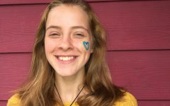 Show Spartan pride with DIY face paint