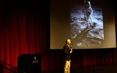 Astronaut Michael Massimino lands at SPA to speak