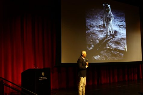 Just before Earth Day, USC hosts Speaker Day