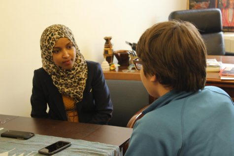 Exclusive interview: MN legislator Ilhan Omar